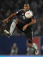 Fussball Bundesliga 2012/13: Hamburger SV - Bayern Muenchen