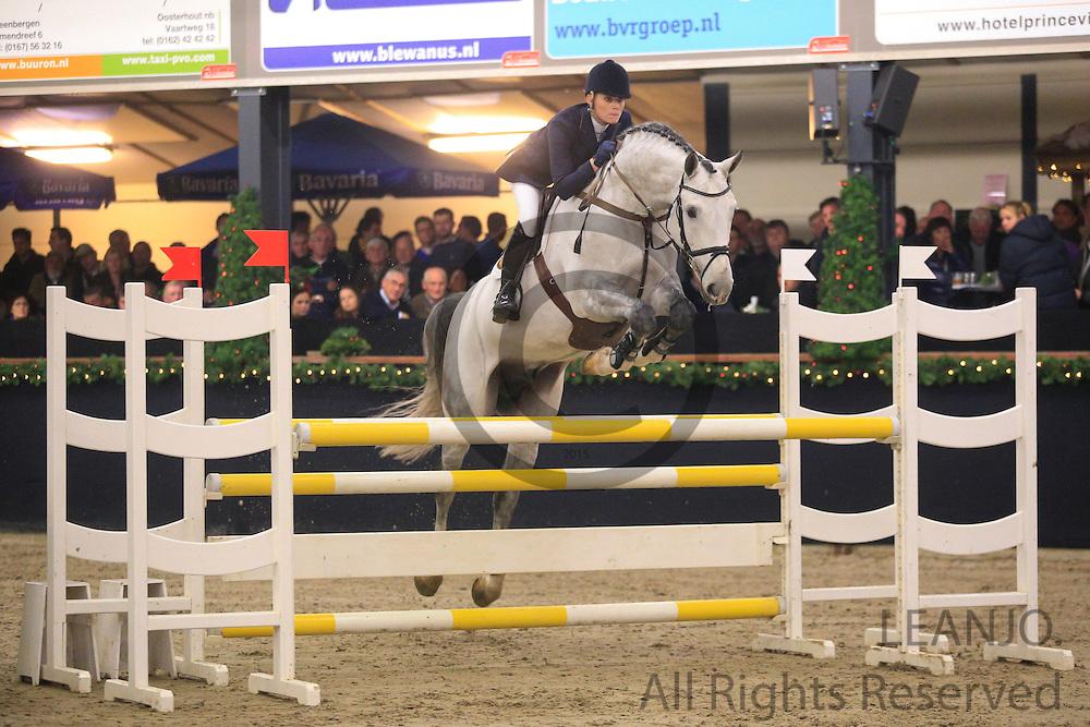 Sonja Vlaar - Cosun<br /> KNHS/KWPN GMB Hengstencompetitie Roosendaal 2012<br /> © DigiShots