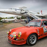 Car 74 John Fraser / Peter Jenkins