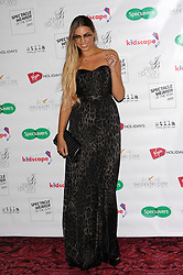 Specsavers Awards. <br /> Amber LeBon attends the Specsavers Awards, held at the Royal Opera House, Covent garden, London, United Kingdom. Tuesday, 10th September 2013. Picture by Chris Joseph / i-Images