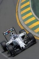 BOTTAS valtteri (fin) williams f1 mercedes fw37 action during 2015 Formula 1 championship at Melbourne, Australia Grand Prix, from March 13th to 15th. Photo DPPI / Eric Vargiolu.