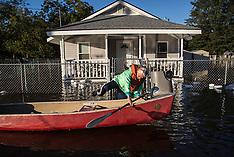 North Carolina: Hurricane Matthew Aftermath, 11 Oct. 2016