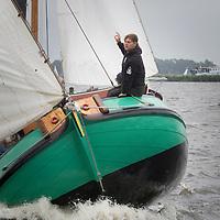 Slotdag SKS Skûtsjesilen op Sneekermeer