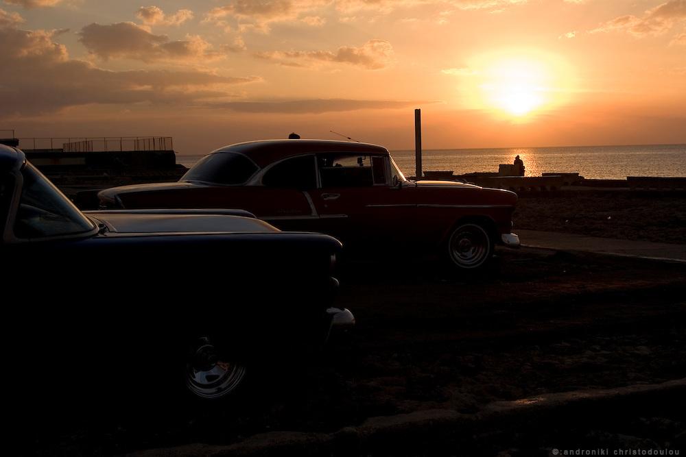 Sunset in Havana - CUBA