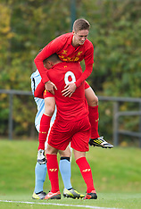 121020 Liverpool U18 v Man City U18