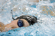New Zealand's Alison Fitch in action during the 100m freestyle heats at the 2006 Telstra Commonwealth Games Swimming Trials, Melbourne Sports and Aquatics Centre, on Tuesday 31 January, 2006. Photo: Sport the Library/PHOTOSPORT<br /><br /><br />144499