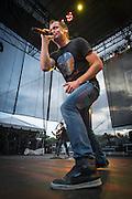 3 Doors Down performing