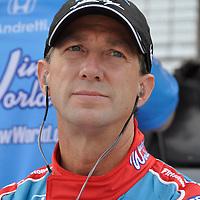 John Andtretti at Indycar May 2011 - Indianapolis