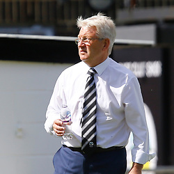 AUGUST 12:  Dover Athletic against Wrexham in Conference Premier at Crabble Stadium in Dover, England. Dover's manager Chris Kinnear looks on as his side are victorious. (Photo by Matt Bristow/mattbristow.net)
