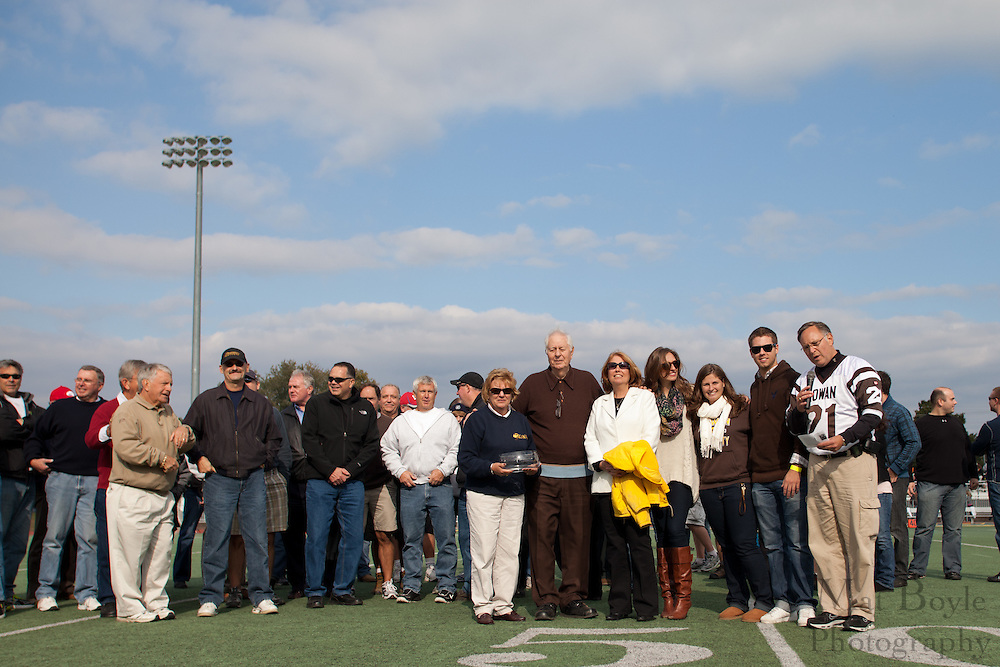 Rowan University Homecoming on Saturday October 2, 2011. (Photo / Mat Boyle)