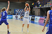 LATINA 27 GIUGNO 2012<br /> BASKET <br /> ITALIA - FINLANDIA<br /> NELLA FOTO ILARIA ZANONI<br /> FOTO CIAMILLO