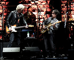 Hall and Oates Tour, Wednesday 1st May 2019<br /> <br /> Pictured: Daryl Hall and John Oates<br /> <br /> Aimee Todd | Edinburgh Elite media