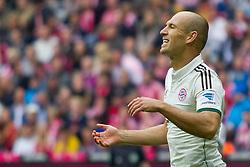 14-09-2013 VOETBAL: FC BAYERN MUNCHEN - HANNOVER 96: MUNCHEN<br /> Arjen Robben (FCB #10)<br /> ***NETHERLANDS ONLY***<br /> ©2013-FotoHoogendoorn.nl