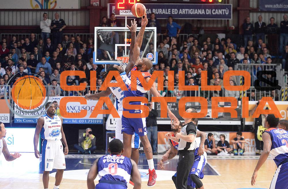 DESCRIZIONE : Cantu' Lega A 2014-2015 Acqua Vitasnella Cantu' Enel Brindisi<br /> GIOCATORE : Cedric Simmons<br /> CATEGORIA : controcampo<br /> SQUADRA : Enel Brindisi<br /> EVENTO : Campionato Lega A 2014-2015<br /> GARA : Acqua Vitasnella Cantu' Enel Brindisi<br /> DATA : 29/11/2014<br /> SPORT : Pallacanestro<br /> AUTORE : Agenzia Ciamillo-Castoria/R.Morgano<br /> GALLERIA : Lega Basket A 2014-2015<br /> FOTONOTIZIA : Cantu' Lega A 2014-2015 Acqua Vitasnella Cantu' Enel Brindisi<br /> PREDEFINITA :