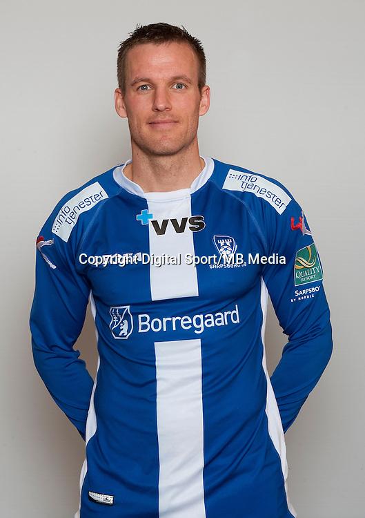 Fotball , Tippeligaen 2013 , Eliteserien , portrett , portretter , Sarpsborg08 , Kjetil Berge<br /> Foto: Astrid M. Nordhaug