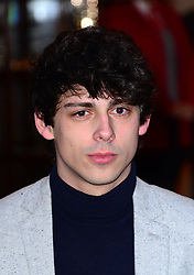Matt Richardson attends the press night performance of 'I Can't Sing! The X Factor Musical' at the London Palladium, London, United Kingdom. Wednesday, 26th March 2014. Picture by Nils Jorgensen / i-Images