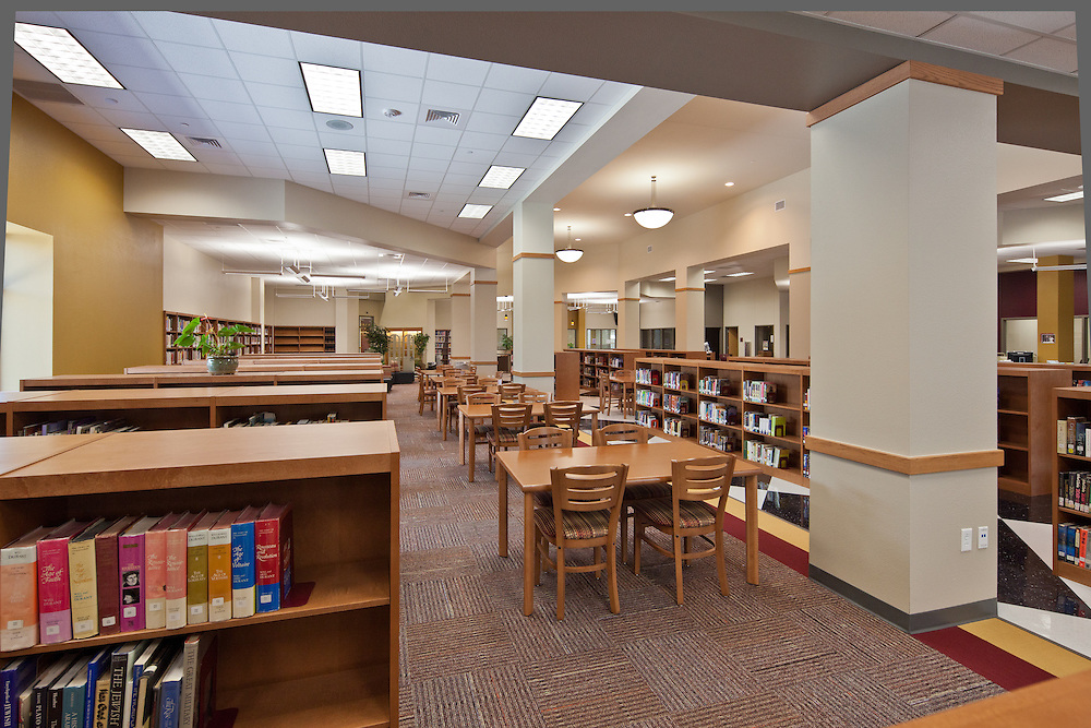 Dripping Springs High School Library