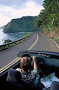 Hana Raod, Hana, Maui, Hawaii, USA<br />