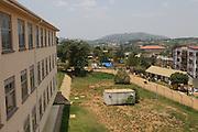A view from Mbarara Hospital, Uganda.