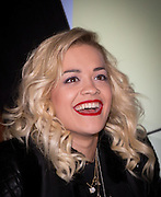 02.FEBRUARY.2014. CANNES<br /> <br /> RITA ORA ATTENDS THE VISIONARY TALKS KEYNOTE DURING THE MIDEM IN CANNES<br /> <br /> CODE - CP<br /> <br /> BYLINE: EDBIMAGEARCHIVE.CO.UK<br /> <br /> *THIS IMAGE IS STRICTLY FOR UK NEWSPAPERS AND MAGAZINES ONLY*<br /> *FOR WORLD WIDE SALES AND WEB USE PLEASE CONTACT EDBIMAGEARCHIVE - 0208 954 5968*