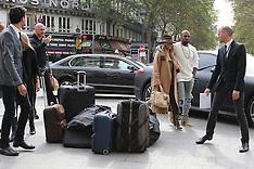 Paris - Kardashian Jewellery Heist News - 11 Jan 2017