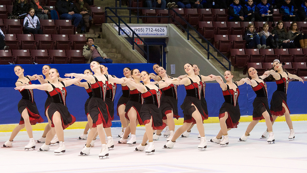 2012 Figure Skating Boutique Winterfest at the Hershey Centre
