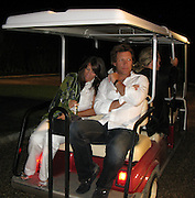 **EXCLUSIVE**.Jon Bon Jovi and wife Dorothea Bon Jovi leaving the event on the back of a golf cart.Music For Mercy Corps Hamptons Benefit for Darfur Hosted by Cary Elwes and Sarah Silverman.Tuscan Villa.Water Mill, NY, United States .Saturday, August 23, 2008.Photo By Celebrityvibe.com.To license this image call (212) 410 5354 or;.Email: celebrityvibe@gmail.com; .Website: www.celebrityvibe.com.