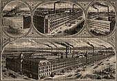 UK, Factories, 19-20th Century AD
