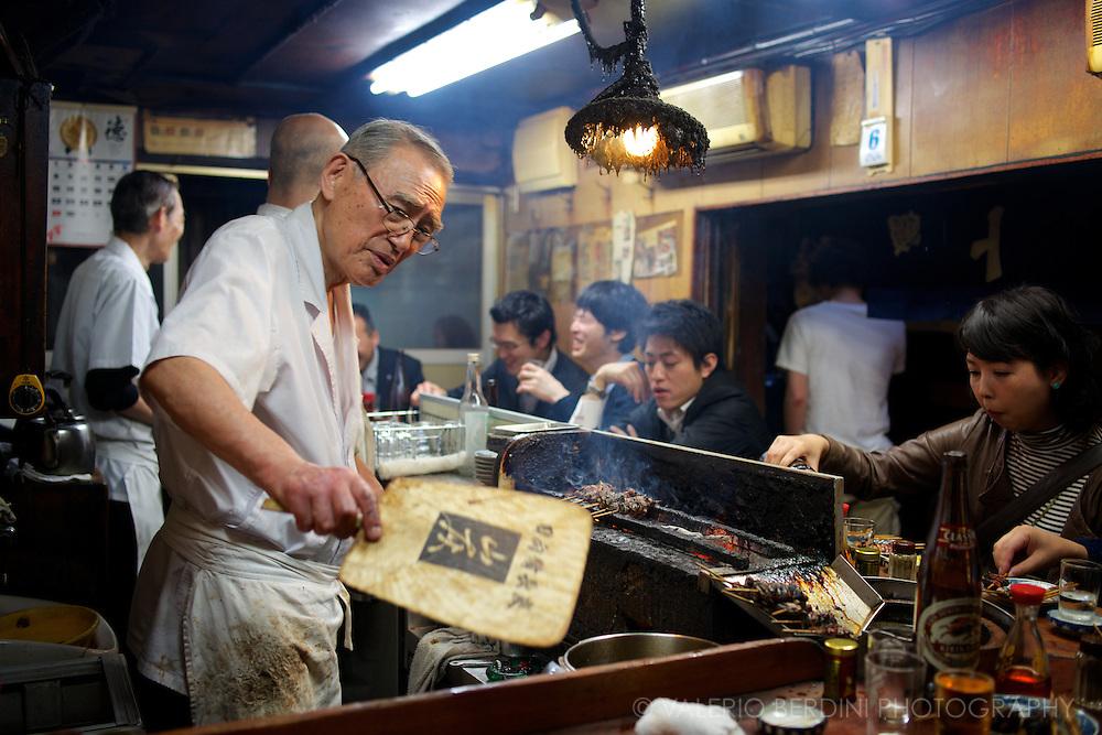 Memory Lane Shinjuku Tokyo Valerio Berdini Photography