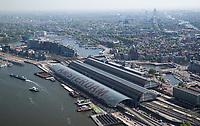 AMSTERDAM -   Centraal Station, IJ, COPYRIGHT  KOEN SUYK
