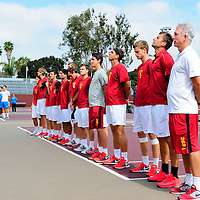 M Tennis v UCLA