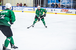 PLANKO David during the match between HDD Jesenice vs HK SZ Olimpia at 16th International Summer Hockey League Bled 2019 on 24th August 2019. Photo by Peter Podobnik / Sportida