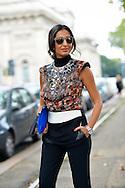 Nausheen Shah at Gucci SS2015