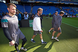 BASEL, SWITZERLAND - Tuesday, May 17, 2016: Liverpool's manager Jürgen Klopp during a training session ahead of the UEFA Europa League Final against Sevilla FC at St. Jakob-Park. (Pic by David Rawcliffe/Propaganda)