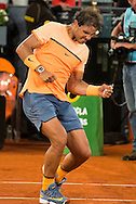 Rafael Nadal during the Madrid Open at Manzanares Park Tennis Centre, Madrid<br /> Picture by EXPA Pictures/Focus Images Ltd 07814482222<br /> 06/05/2016<br /> ***UK &amp; IRELAND ONLY***<br /> EXPA-ESP-160506-0035.jpg