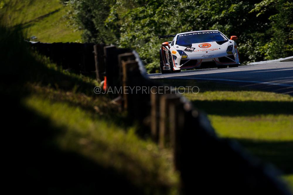 #99 Victor Gonzalez, Change Racing, Lamborghini Carolinas<br /> Round 7<br /> Canadian Tire Motorsport Park <br /> July 12, 2014
