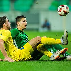 20181104: SLO, Football - Prva liga Telekom Slovenije 2018/19, NK Olimpija Ljubljana vs NK Domzale