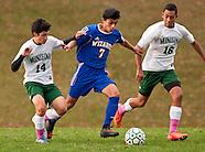 2014 Washingtonville vs. Minisink Valley boys' soccer