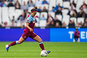 Cho So-Hyun (West Ham) during the FA Women's Super League match between West Ham United Women and Tottenham Hotspur Women at the London Stadium, London, England on 29 September 2019.