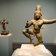 Freer Gallery of Art Indian Statue. Bronze statue of Child-saint Sambandar from India, 12th century. The Freer Gallery of Art, on Washington DC's National Mall, joined the Arthur M. Sackler Gallery to form the Smithsonian Institution's Asian art gallery. The Freer Gallery contains a sizeable collection of Asian art, but also has a major collection of works by James McNeill Whistler.