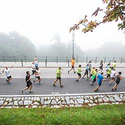 20190828: SLO, Tek - Priprave Ljubljanski Maraton