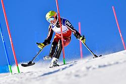 TURGEON Frederique, LW2, CAN, Slalom at the WPAS_2019 Alpine Skiing World Cup, La Molina, Spain