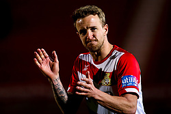 James Coppinger of Doncaster Rovers - Mandatory by-line: Robbie Stephenson/JMP - 17/02/2019 - FOOTBALL - The Keepmoat Stadium - Doncaster, England - Doncaster Rovers v Crystal Palace - Emirates FA Cup fifth round proper