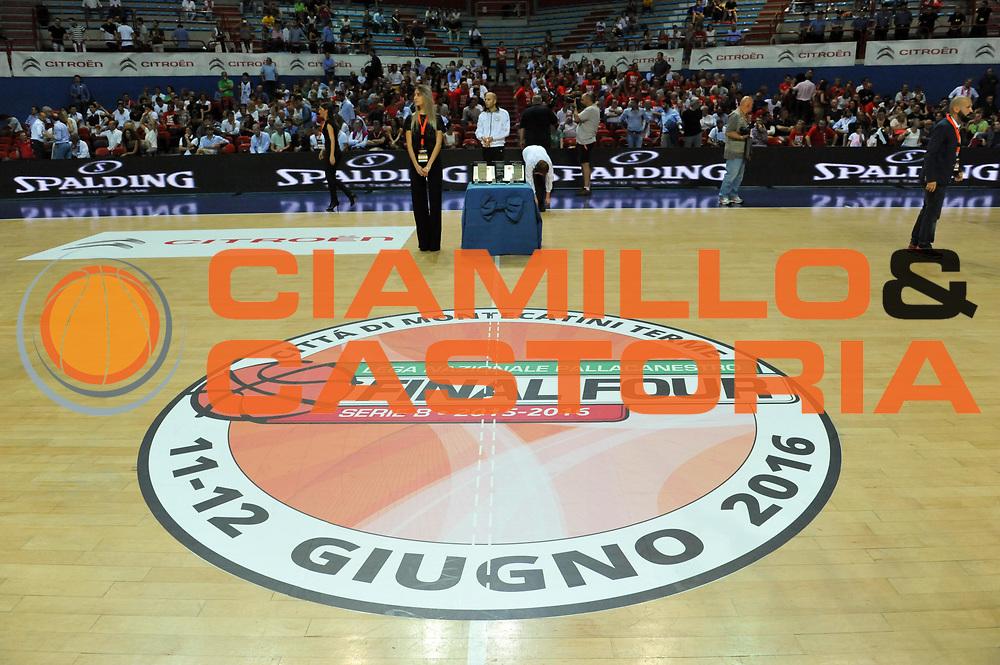 LNP &ndash; Final Four Serie B - UNIEURO FORLI vs GSA UDINE<br /> <br /> Nella foto: Final4 Serie B