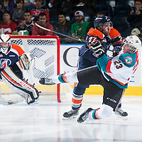 122714 Kamloops Blazers at Kelowna Rockets
