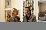 TIM ATTIAS, TAMARA BECKWITH, ,, Photo London, Somerset House. 18 May 2018