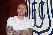 Dundee FC new signing, Goalkeeper, Jack Hamilton pictured at Dens Park, Dundee: <br /> <br /> Picture by David Young -