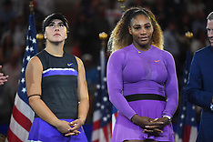 US Open Ladies Open - 7 Sep 2019