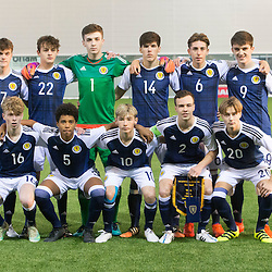 Scotland Under-16's at Oriam