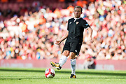 Sevilla midfielder Michael Krohn-Dehli (7) during the Emirates Cup 2017 match between Arsenal and Sevilla at the Emirates Stadium, London, England on 30 July 2017. Photo by Sebastian Frej.